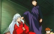 Inuyasha And Miroku 17 Background Wallpaper