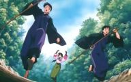Inuyasha And Miroku 18 Anime Wallpaper