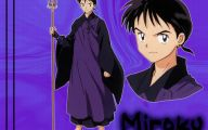 Inuyasha And Miroku 2 Wide Wallpaper