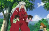 Inuyasha And Miroku 34 Cool Wallpaper