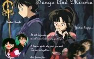 Inuyasha And Miroku 37 Wide Wallpaper