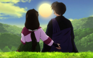 Inuyasha And Miroku 38 Free Hd Wallpaper