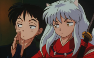 Inuyasha And Miroku 9 Free Hd Wallpaper