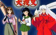 Inuyasha Characters 2 Free Wallpaper