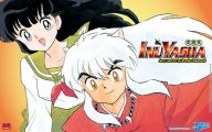 Inuyasha Characters 29 Background Wallpaper