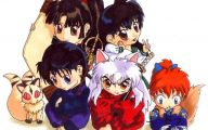 Inuyasha Characters 37 Widescreen Wallpaper