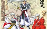 Inuyasha Characters 38 Wide Wallpaper