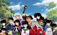 Inuyasha Characters 39 Anime Wallpaper