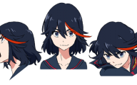 Kill La Kill Characters 10 Desktop Background