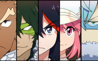 Kill La Kill Characters 12 High Resolution Wallpaper