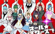 Kill La Kill Characters 16 Cool Hd Wallpaper