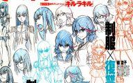 Kill La Kill Characters 2 Anime Background