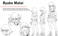 Kill La Kill Characters 22 Desktop Wallpaper