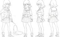 Kill La Kill Characters 30 Free Hd Wallpaper