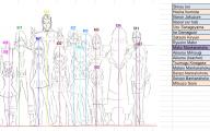 Kill La Kill Characters 5 Anime Background