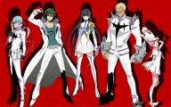 Kill La Kill Characters 7 Wide Wallpaper