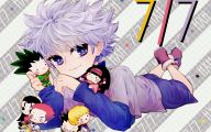 Killua Wallpaper 28 Anime Wallpaper