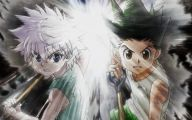 Killua Wallpaper 35 Wide Wallpaper