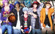 Kuroko No Basuke Characters 8 Desktop Background