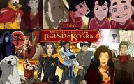 Legend Of Korra Characters 13 Background Wallpaper