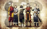 Legend Of Korra Characters 14 Free Wallpaper