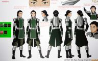 Legend Of Korra Characters 18 Widescreen Wallpaper
