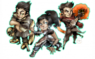 Legend Of Korra Characters 20 Free Hd Wallpaper