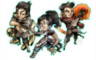 Legend Of Korra Characters 20 Free Hd Wallpaper