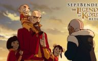 Legend Of Korra Characters 25 Hd Wallpaper