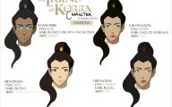 Legend Of Korra Characters 3 Free Hd Wallpaper
