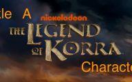 Legend Of Korra Characters 4 Cool Wallpaper