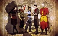 Legend Of Korra Characters 7 Hd Wallpaper