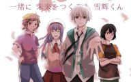 Mirai Nikki Characters 19 Cool Wallpaper