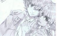 Mirai Nikki Characters 31 Free Wallpaper