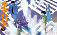 Mirai Nikki Characters 8 Cool Hd Wallpaper