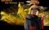 Naruto Deidara 14 Desktop Background