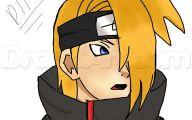 Naruto Deidara 35 Hd Wallpaper