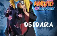 Naruto Deidara 9 Anime Wallpaper