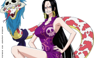 One Piece Boa Hancock 7 Free Hd Wallpaper