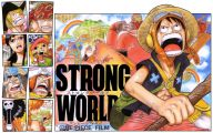 One Piece Strong World 11 Free Wallpaper