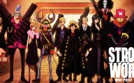 One Piece Strong World 18 Anime Wallpaper
