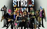 One Piece Strong World 35 Cool Wallpaper
