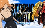 One Piece Strong World 4 Cool Wallpaper