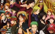 One Piece Strong World 6 Background Wallpaper