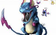 Pokemon Fusion 12 Free Wallpaper