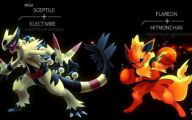 Pokemon Fusion 16 Background Wallpaper