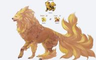 Pokemon Fusion 18 Widescreen Wallpaper