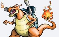 Pokemon Fusion 23 Desktop Wallpaper