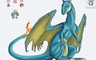 Pokemon Fusion 24 Widescreen Wallpaper