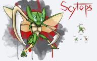Pokemon Fusion 32 Desktop Wallpaper